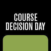 UWS Course Decision Day
