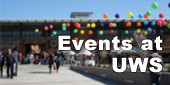 Events at UWS
